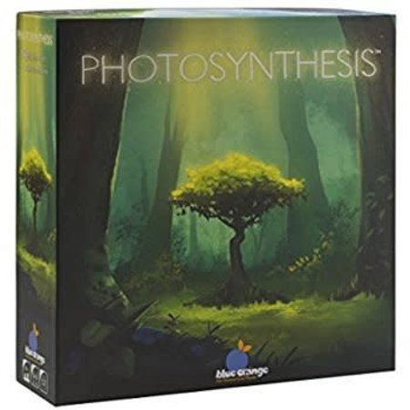 Sit Down! Photosynthesis