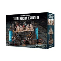 Warhammer 40,000 Terrain: Sector Mechanicus - Thermic Plasma Regulators