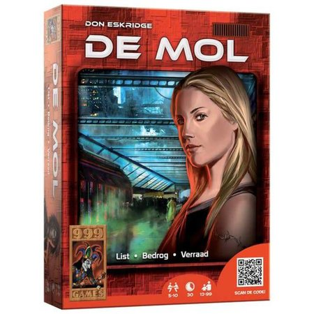 999-Games De Mol (The Resistance)