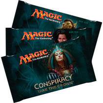Magic Conspiracy Take the Crown Booster