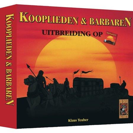 999-Games Kolonisten van Catan: Kooplieden en Barbaren uitbreiding oude versie