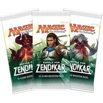 Mtg Battle for Zendikar Booster