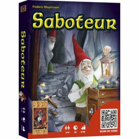999-Games Saboteur NL