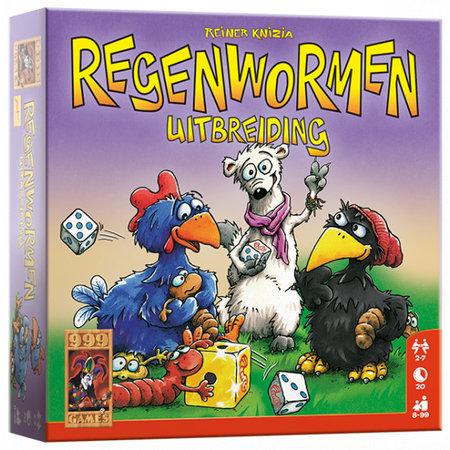 999-Games Regenwormen: Uitbreiding