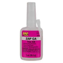 ZAP CA (super glue thin)