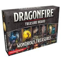 Dungeons & Dragons: Dragonfire. Wondrous Treasures