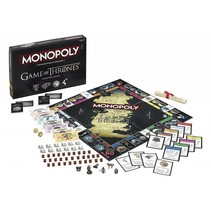 Monopoly: Game of Thrones Collector`s Edition