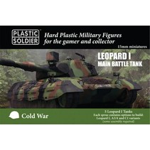 PSC: Leopard I Main Battle Tank