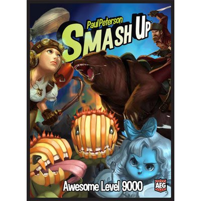 Alderac Entertainment Smash up! Awesome Level 9000