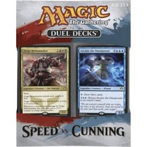 Magic Duel Deck: Speed vs Cunning