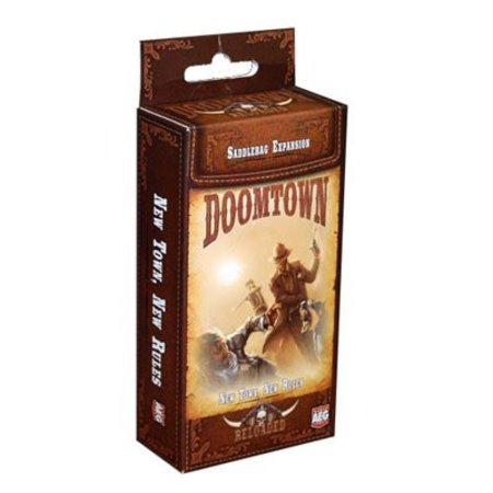 Alderac Entertainment Doomtown Reloaded: New Town, New Rules