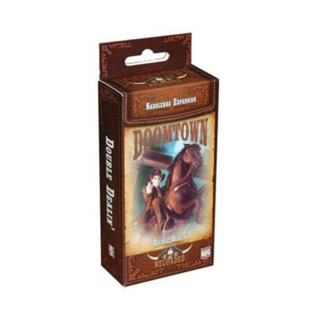 Alderac Entertainment Doomtown: Double Dealin