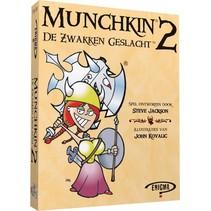 Munchkin 2 De Zwakken Geslacht