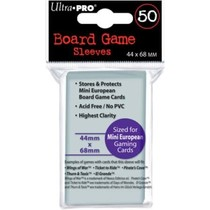 Mini European Boardgamesleeves