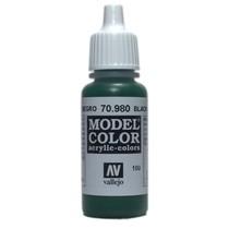 Vallejo: Black Green