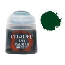 Citadel Paints: Caliban Green (Dark angels green)