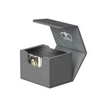 Ultimate Guard Sidewinder Deck Case Xenoskin 100+ Grey