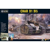 Bolt Action: Char B1 Bis (plastic)