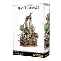 Age of Sigmar Skaven Pestilens: Plague Furnace/Screaming Bell