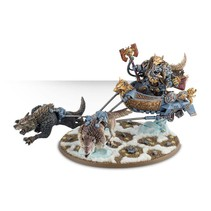 Space Wolves Logan Grimnar on Stormcaller