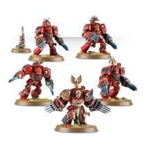 Blood Angel Terminator Assault Squad
