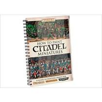 How to Paint Citadel Miniatures (zonder Dvd)