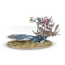 Chaos Daemons Herald of Tzeentch on Burning Chariot