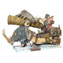 Ogre Kingdoms Ironblaster/Scraplauncher