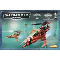 Warhammer 40,000 Xenos Aeldari Craftworlds: Vyper Jetbike