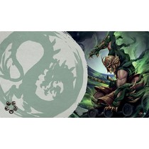 Playmat L5R: Master of the High House of Light