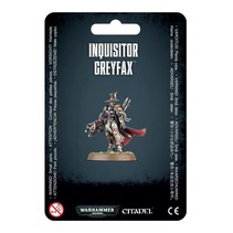 Warhammer 40,000 Imperium Inquisition: Inquisitor Greyfax