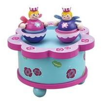 Playwood Muziekdoos Prinsesje Blauw