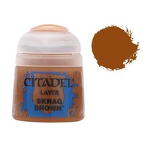 Skrag Brown (Vermin brown)