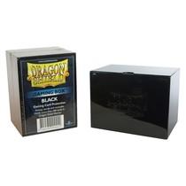 Dragon Shield Deckbox Black