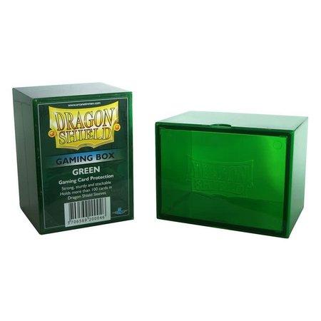 Arcane Tinman Dragon Shield Deckbox Green