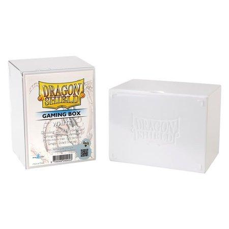 Arcane Tinman Dragon Shield Deckbox White