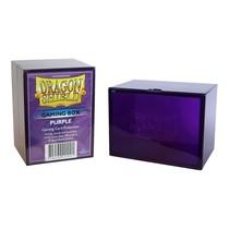 Dragon Shield Deckbox Purple