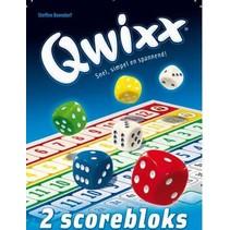 Qwixx: Scorebloks