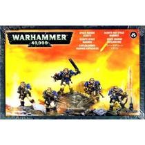 Warhammer 40,000 Imperium Adeptus Astartes Space Marines: Scout Squad