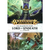 The Realmgate Wars Novel 10: Lord of Undeath Novel (HC)