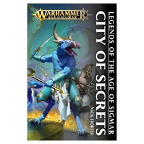 Age of Sigmar Novel: Legends of the Age of Sigmar - City of Secrets (HC)