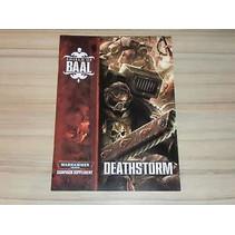 Shield of Baal Novel: Deathstorm (HC)