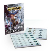 Age of Sigmar Warscroll Cards: Disciples of Tzeentch
