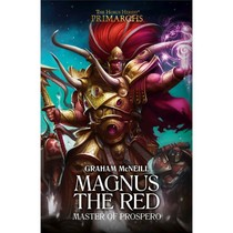 The Primarchs III: Magnus the Red, Master of Prospero