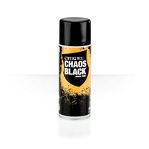 Spray Chaos Black (Primer)