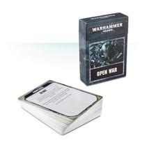 Open War Cards