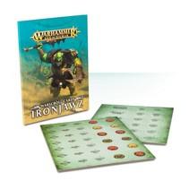 Copy of Warscroll Cards: Beastclaw Raiders