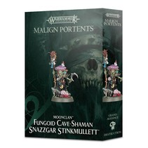 Moonclan: Fungoid Cave-Shaman Snazzgar Stinkmullett (Malign Portents)