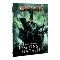Age of Sigmar 2nd Edition Rulebook Death Battletome: Legions of Nagash (HC)