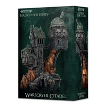 Age of Sigmar Terrain: Warscryer Citadel (Malign Portents)